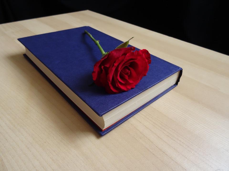 Kirja ja ruusu