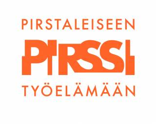 Pirssi-hankkeen logo