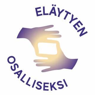 Hankkeen logo - Eläytyen osalliseksi