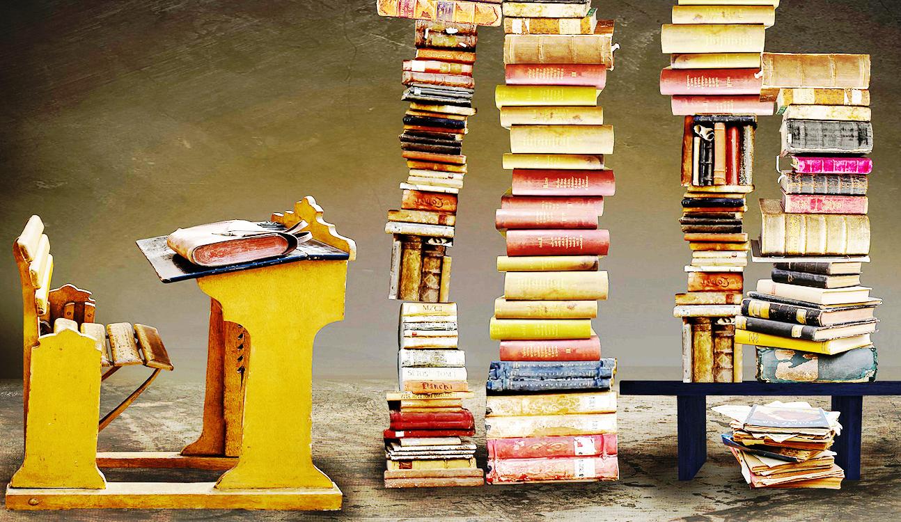 Kirjakasa ja pulpetti