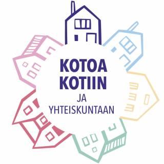 Logo - Kotoa kotiin ja yhteiskuntaan
