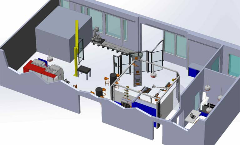 TAMKin FieldLab auttaa Pirkanmaan pk-yrityksiä Teollisuus 4.0 -aikaan