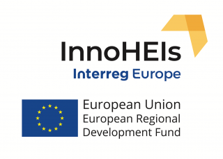InnoHEIs Interreg Europe