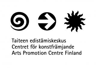Taiteen edistämiskeskuksen logo