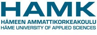 Hämeen ammattikorkeakoulun logo