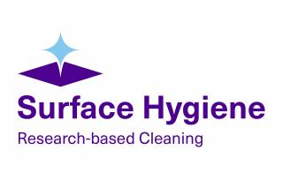 Surface Hygiene - Research-based Cleaning project logo.