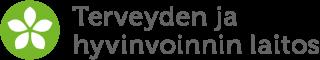 Terveyden ja hyvinvoinnin laitoksen logo.