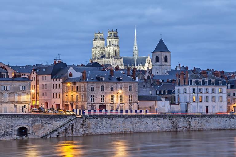 Orleansin linna