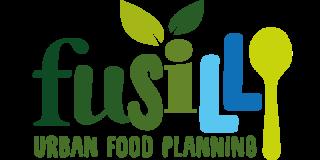 Fusilli Urban Food Planning logo.