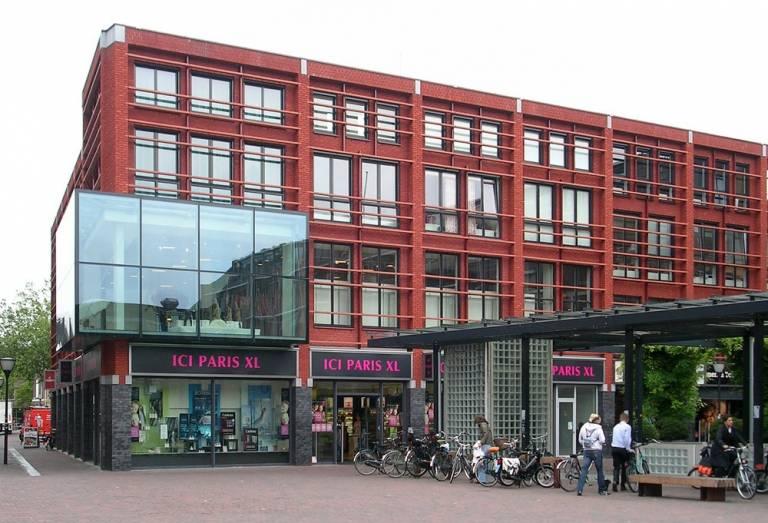Paikallista kaupunkirakentamista Alankomaissa