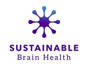 Sustainable Brain Health logo.