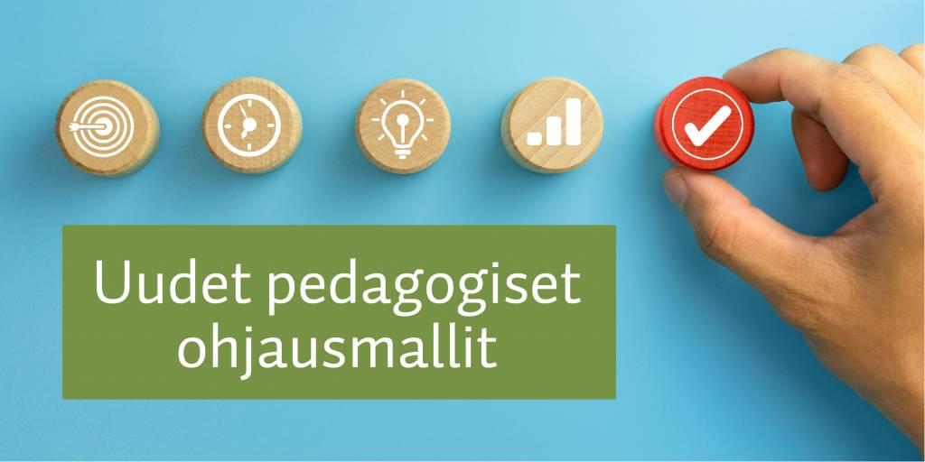 Uudet pedagogiset ohjausmallit