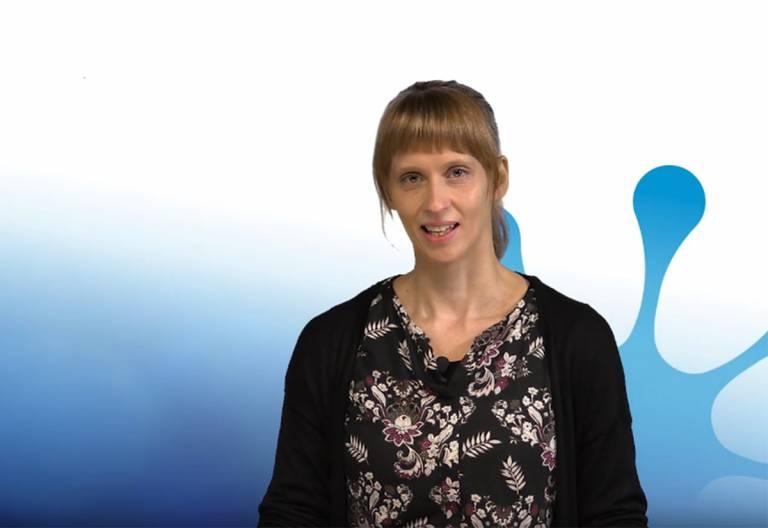 Työterveyspsykologi Anne-Maria Kummunmäki.